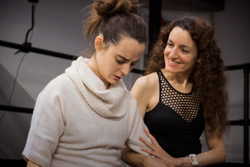 Psyche et la Femme Renard - Répétitions pour